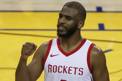 Houston Rockets' Chris Paul fined $35K for contact with referee