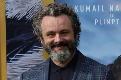 Michael Sheen shows off family lion claw during 'Late Late Show and Tell'