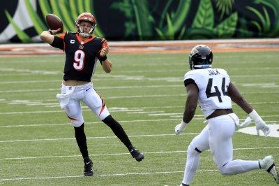 Joe Burrow earns first NFL win as Bengals beat Jaguars