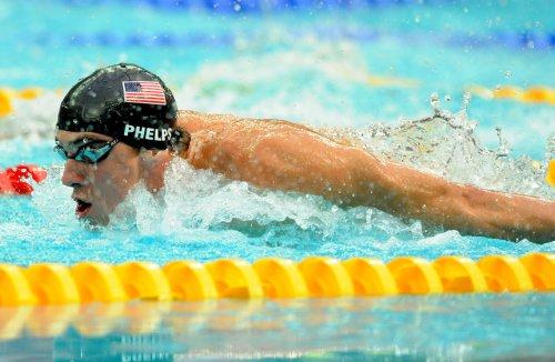 Olympic Medal: M Swim 100 Fly