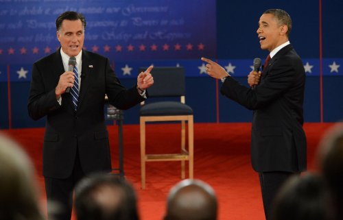Snap polls indicate Obama won third debate