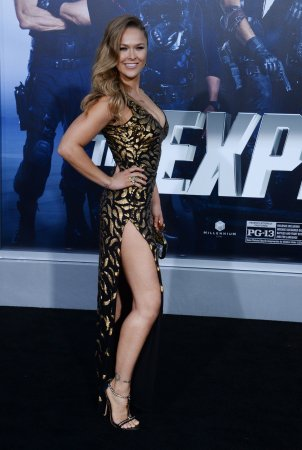 Ronda Rousey was grateful to be cast in 'Expendables 3'