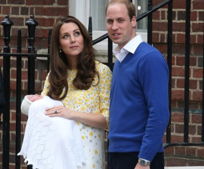 Prince William and Kate Middleton's daughter Princess Charlotte has been christened