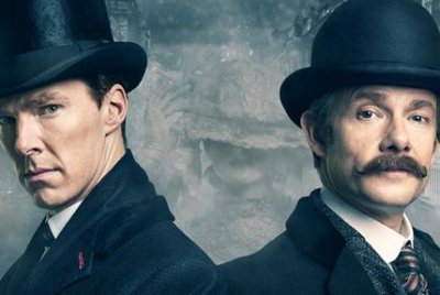 'Sherlock: The Abominable Bride' is heading to the big screen