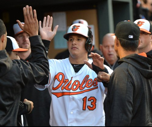 Manny Machado powers Baltimore Orioles over Oakland Athletics