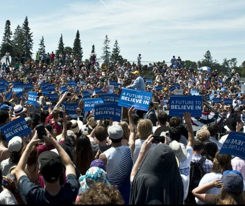 California judge denies Sanders voter registration lawsuit
