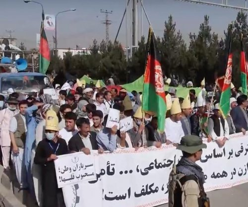At least 61 killed in explosion at protest in Kabul