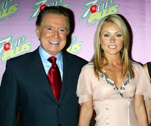 Regis Philbin says Kelly Ripa was 'very offended' when he left 'Live'