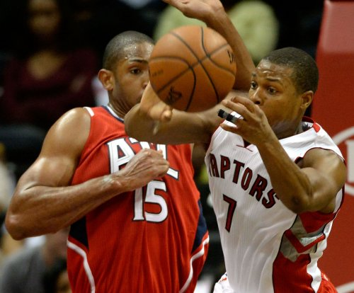 Toronto Raptors' re-signings of Kyle Lowry, Serge Ibaka become official