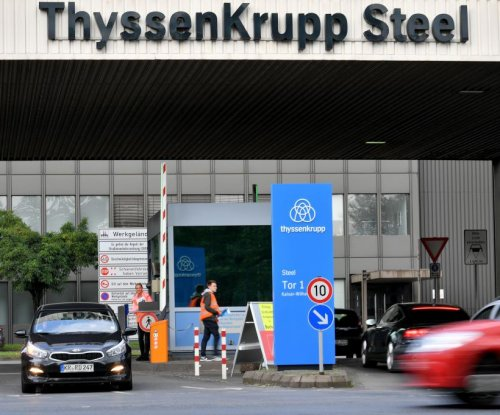 Indian, German steel giants to merge, cut 4,000 jobs
