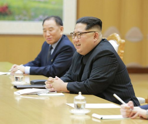 Kim Jong Un congratulates Russia's Putin on re-election