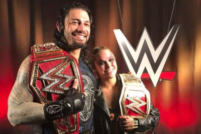 WWE SummerSlam: Reigns, Rousey become champions