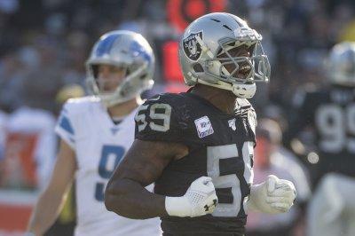 Las Vegas Raiders release starting linebacker Tahir Whitehead