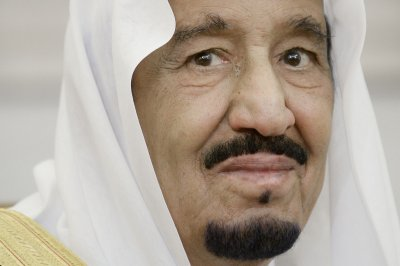 Saudi King Salman hospitalized for gallbladder trouble