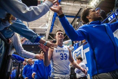 Kentucky baseball, basketball player Ben Jordan dies at 22