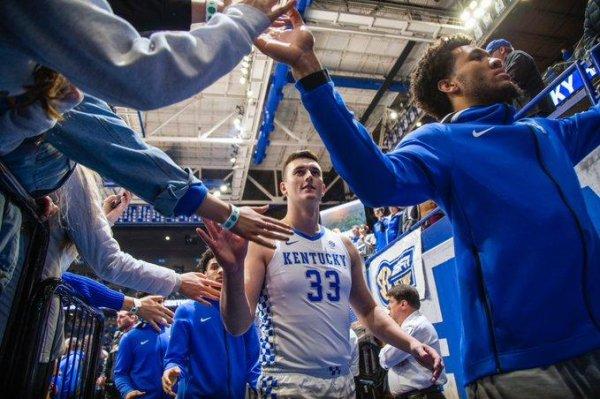 Kentucky baseball, basketball player Ben Jordan dies at 22 ...
