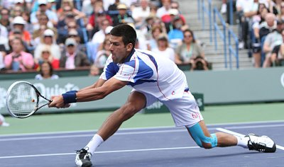 Djokovic moves to 27-0 with Serbia title