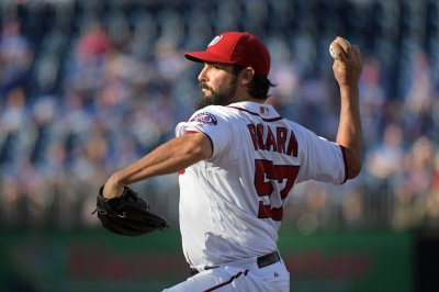Tanner Roark, Wilson Ramos lead Washington Nationals past New York Mets