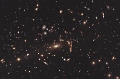 Astronomers observe one of the oldest galaxies in the universe