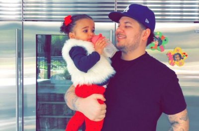 Rob Kardashian celebrates 31st birthday with daughter Dream