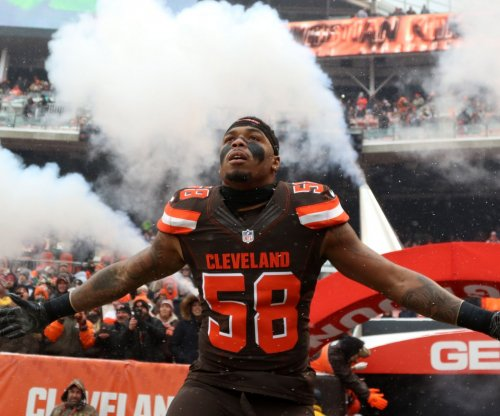 Christian Kirksey: 'Browns will be in the playoffs this year'