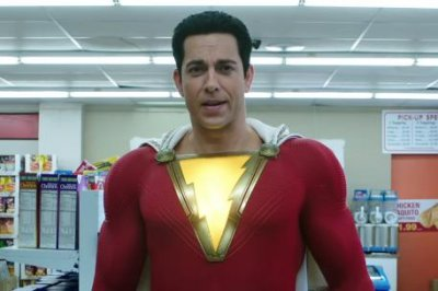 'Shazam!': Zachary Levi puts his powers to the test in new trailer