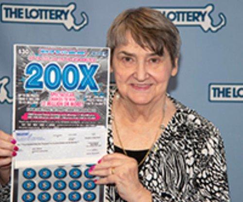 Massachusetts woman collects her second $1 million lottery jackpot