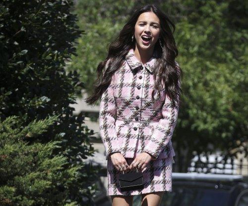 Olivia Rodrigo's 'Sour' tops the U.S. album chart