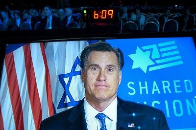 Romney seeks to boost U.S.-Israeli ties
