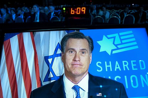 Romney seeks to boost U.S.-Israeli ties