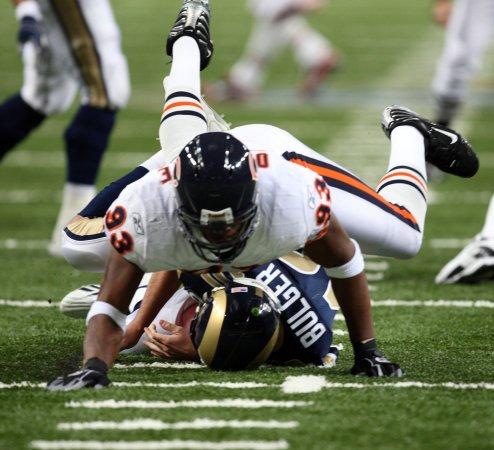 NFL: Chicago 27, St. Louis 3