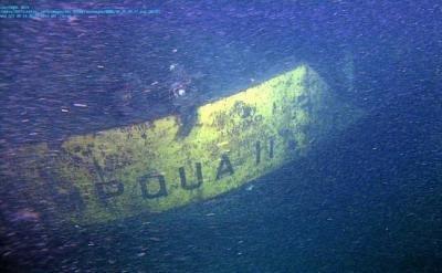 Scientists find shipwreck off California's Monterey Bay