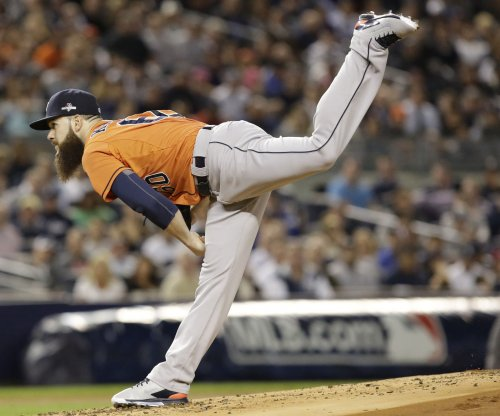 Dallas Keuchel likely to pitch just once in ALDS