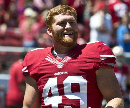 San Francisco 49ers release FB Bruce Miller after alleged assault