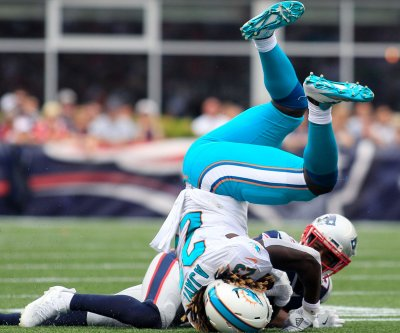 Jay Ajayi TD in OT helps Miami Dolphins survive Cleveland Browns scare