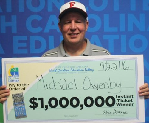 Lottery winner thanks Mountain Dew craving for $1M jackpot