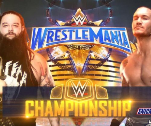 Randy Orton is 'looking forward' to facing Bray Wyatt at WrestleMania