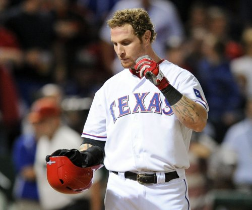 Texas Rangers release OF Josh Hamilton after latest knee injury