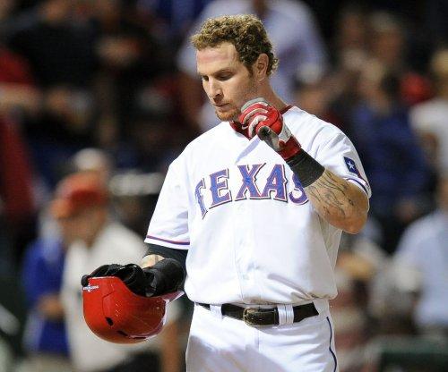 Texas Rangers release OF Josh Hamilton after latest knee injury