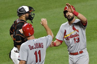 St. Louis Cardinals rough up Baltimore Orioles in 11-2 win