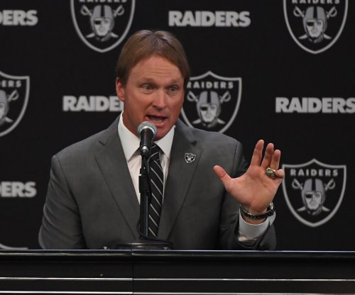 Raiders' Gruden: 'We love stealing from the Chiefs'