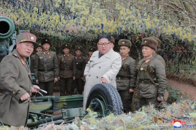 North Korea says artillery fired in possible violation of 2018 pledge
