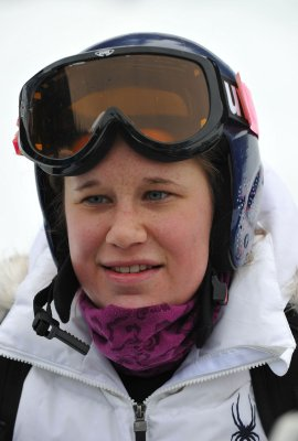 American McKennis wins women's downhill