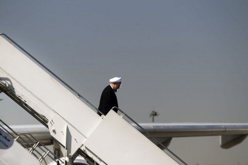 Iran mulls suing CNN for Rouhani interview