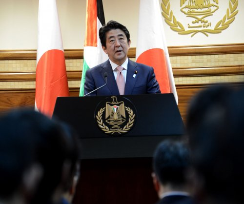 PM Shinzo Abe condemns Islamic State ransom demands for Japanese hostages