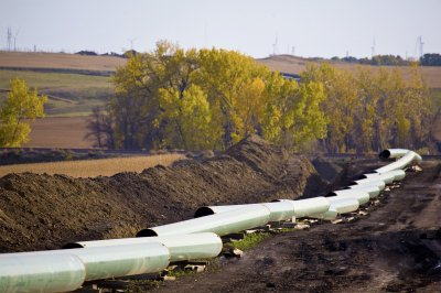 Alberta's premier stumps for Keystone XL
