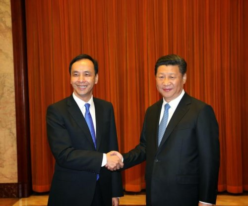 China and Taiwan hold highest level talks in six years