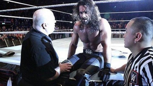 WWE World Heavyweight Champion Seth Rollins injured, will miss 6-9 months