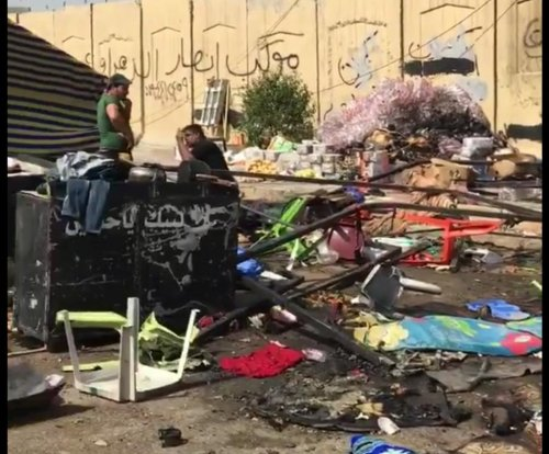 16 Shiite pilgrims die in Baghdad suicide bomb after three other weekend attacks