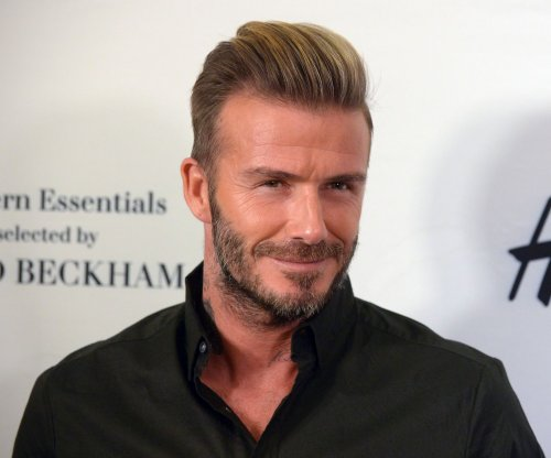 David Beckham launches new H&M campaign in Los Angeles
